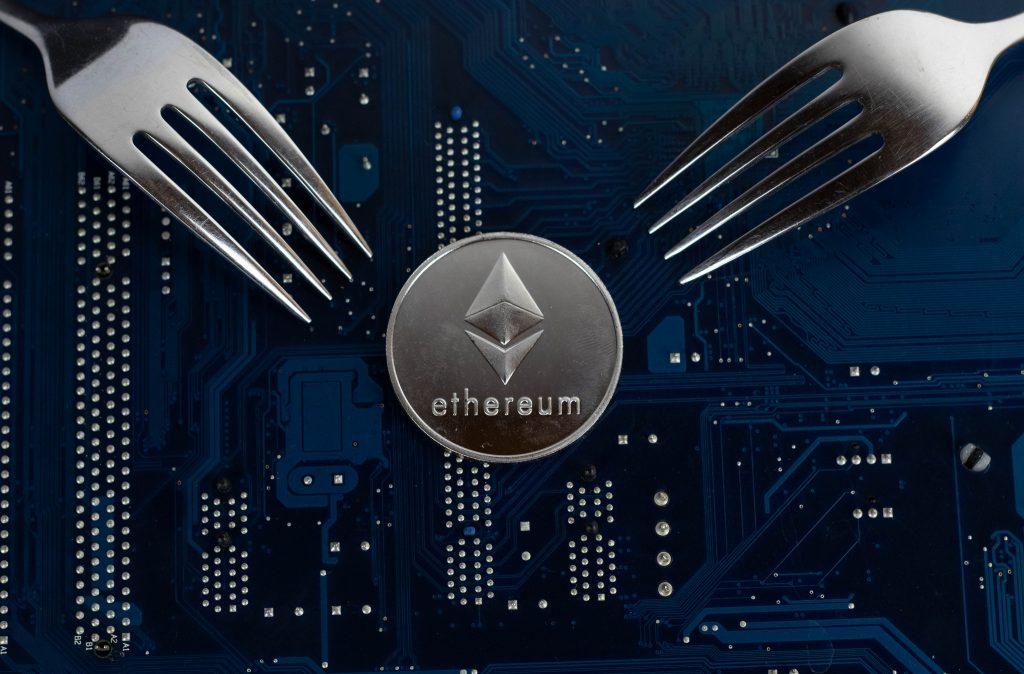 Ethereum, Хардфорк